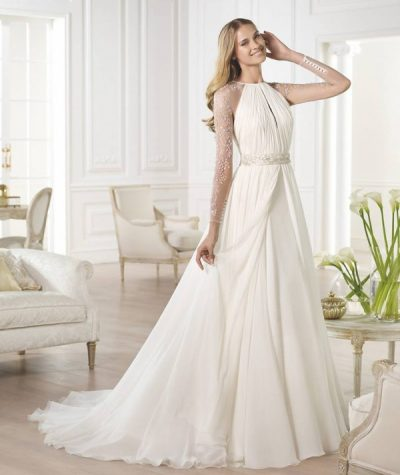 Yojeida wedding dress