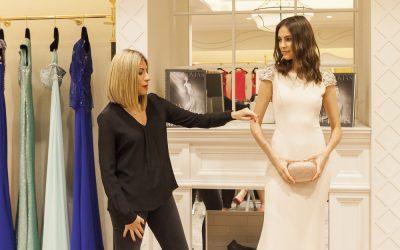 #PronoviasMasterclass : kokią suknelę pasirinkti šventiniam renginiui pagal stilistę Cristina Reyes?