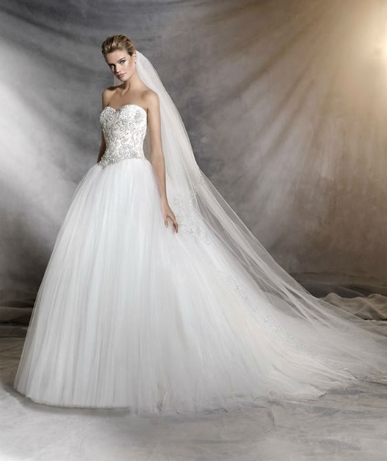 Odelia wedding dress