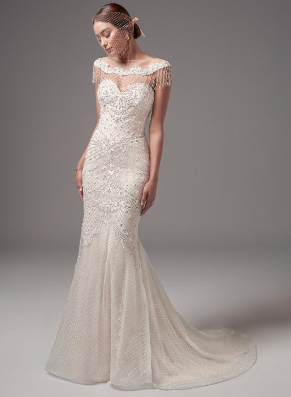 Annika vestuvinė suknelė