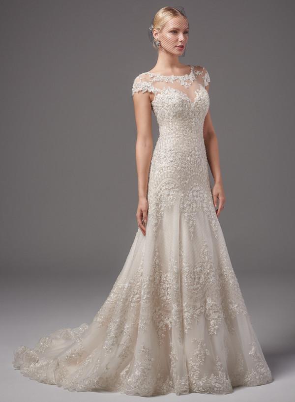 Gigi vestuvinė suknelė