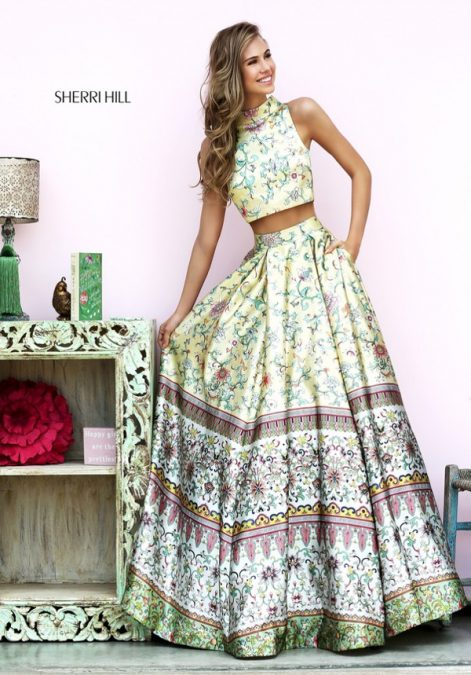 Bечернее платье Sherri Hill 50783