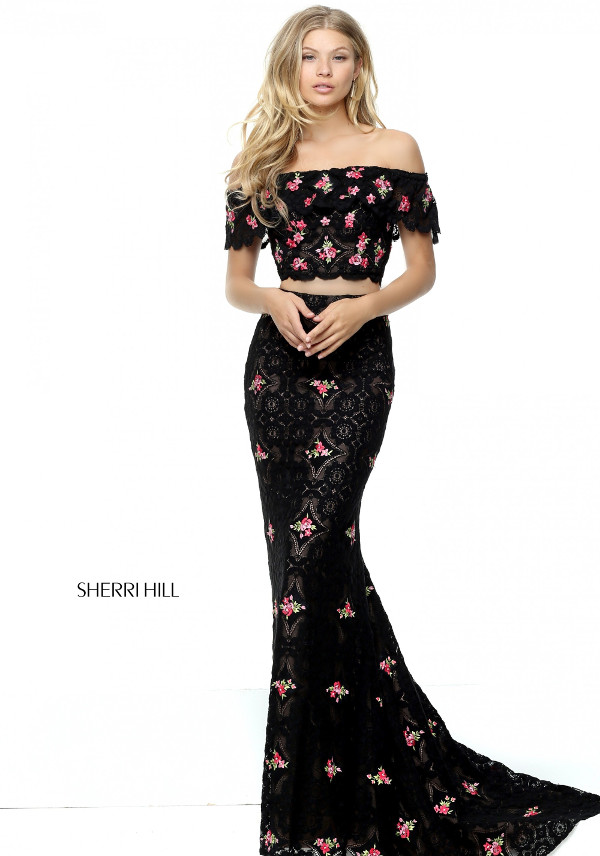 Evening dress Sherri Hill 50785