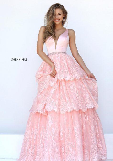 Evening dress Sherri Hill 50844