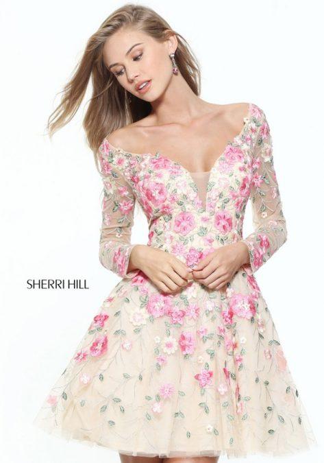 Evening dress Sherri Hill 50913