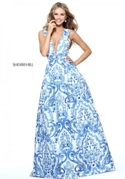 Evening dress Sherri Hill 51014