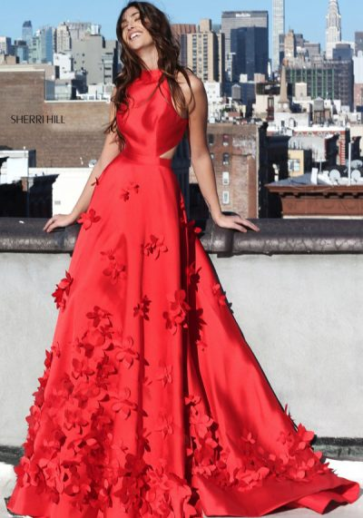 Evening dress Sherri Hill 51116