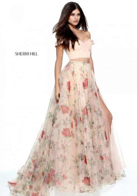 Bечернее платье Sherri Hill 51214