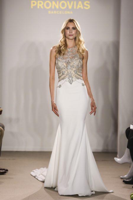 Niujorkas pasitiko 2018 – tųjų metų Atelier PRONOVIAS vestuvinių suknelių prieš-kolekciją