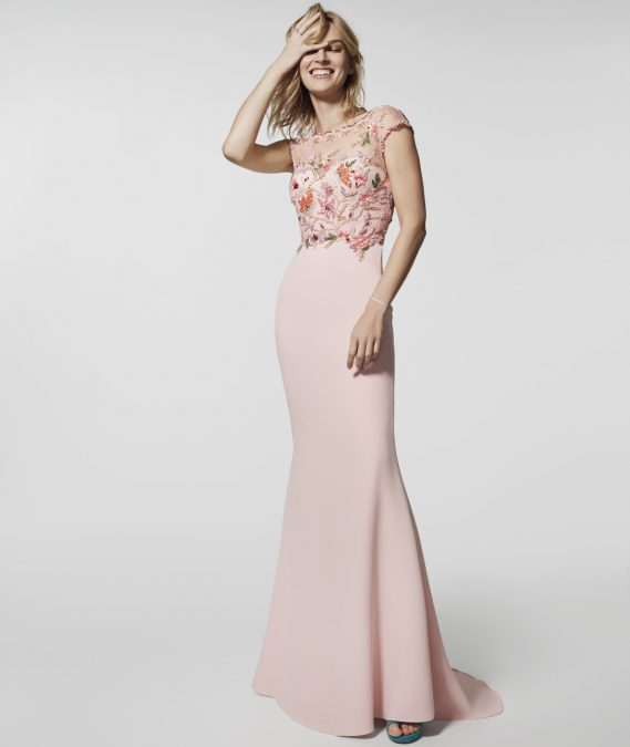 Grafito evening dress