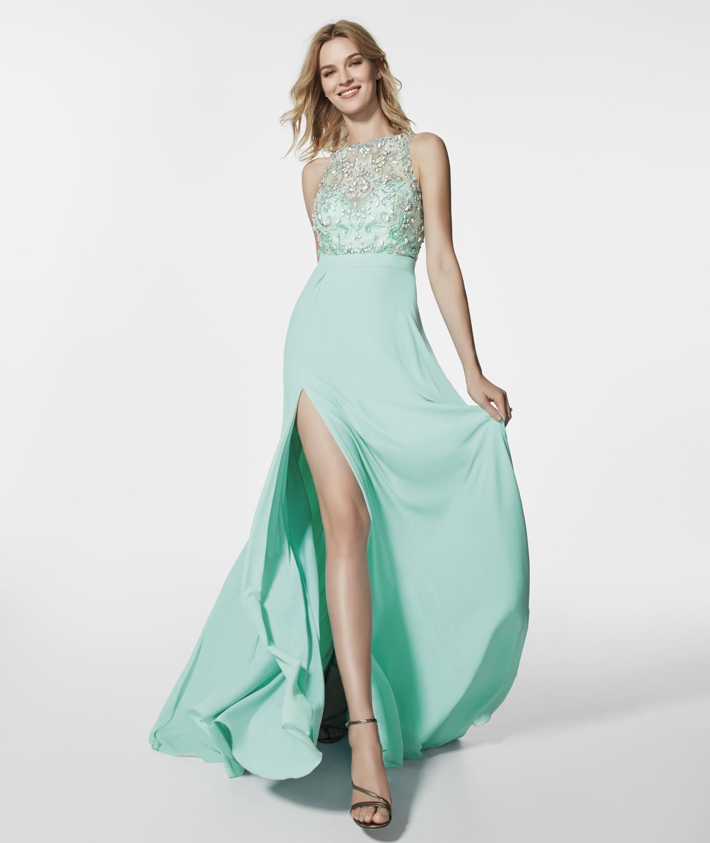 Green платье