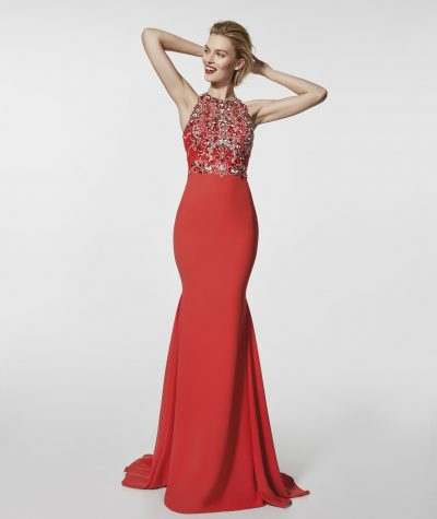 Gregal evening dress