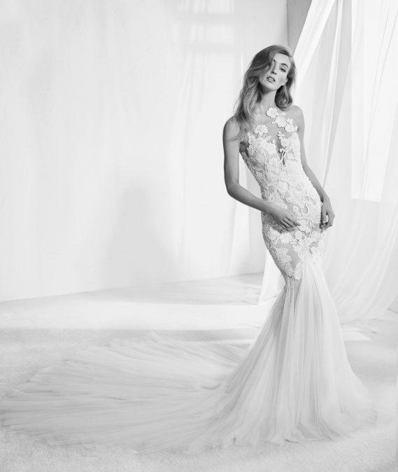 Raen wedding dress