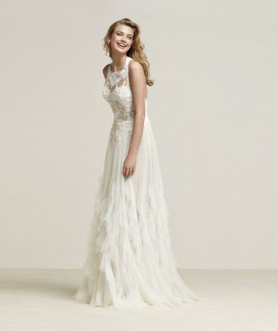 Draconia wedding dress
