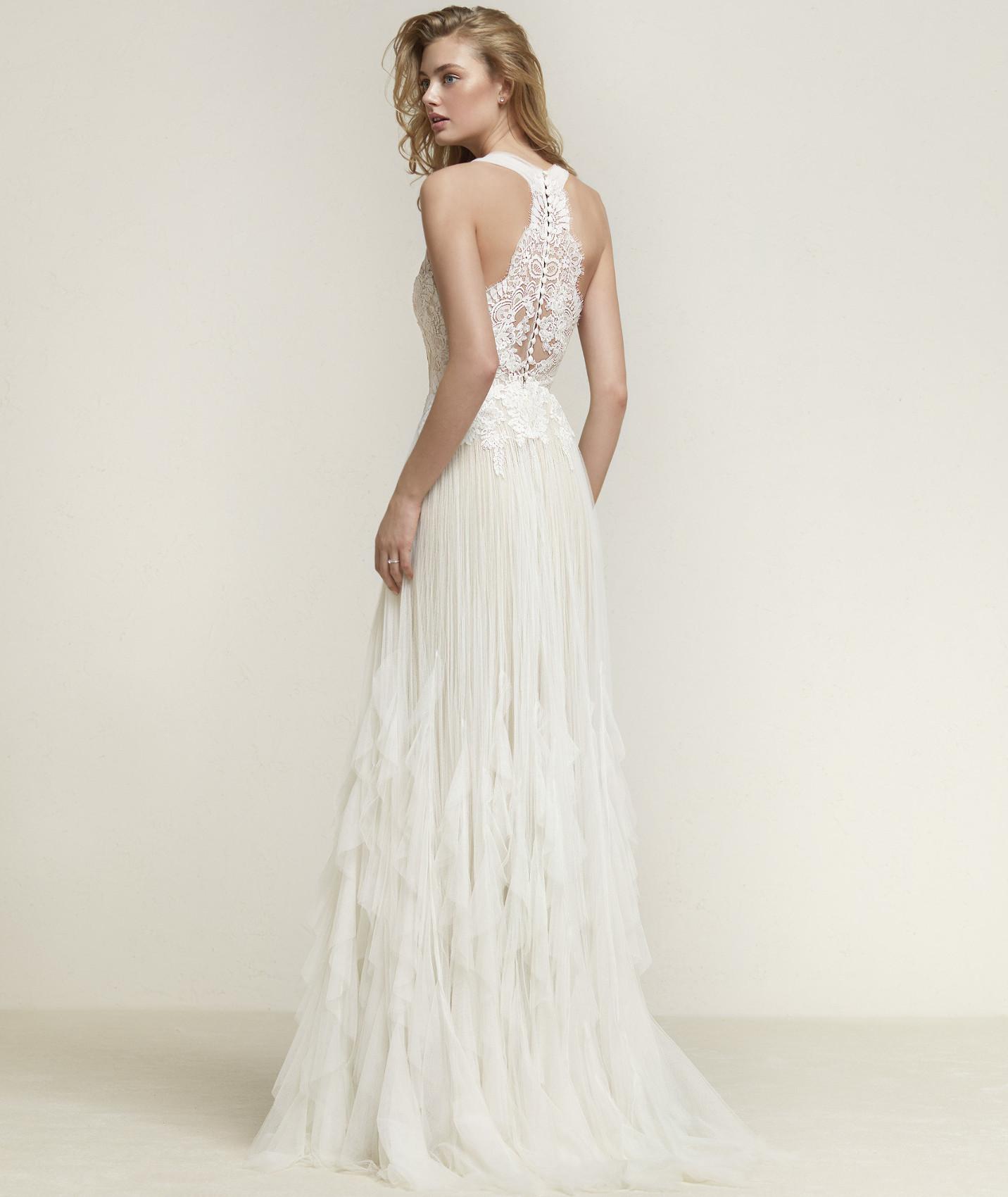 vestuvines sukneles pronovias draconia b