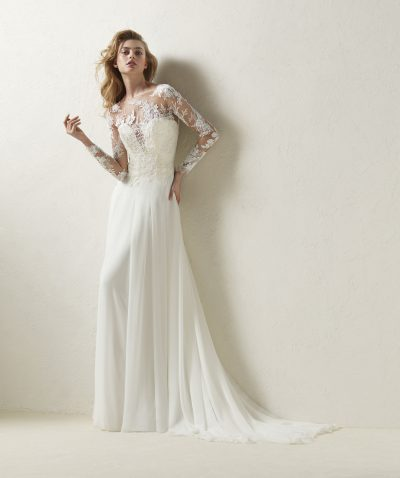 Dresal wedding dress
