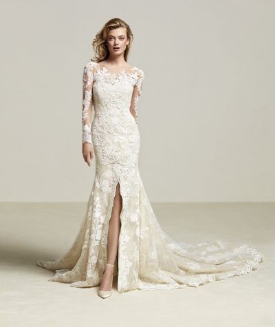 Driate wedding dress