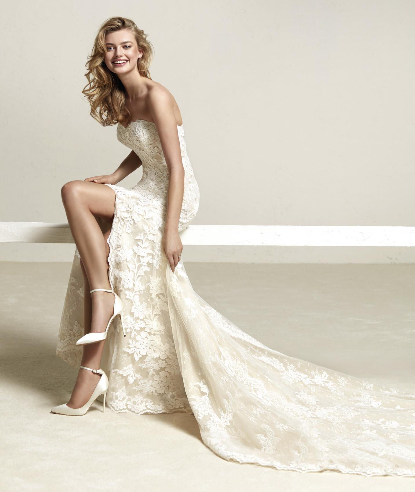 vestuvines sukneles pronovias driate c