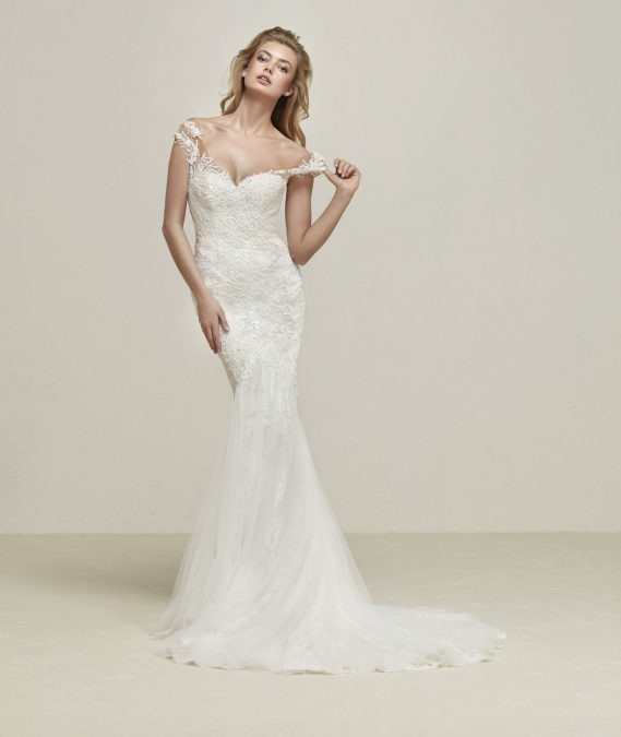 Drina wedding dress