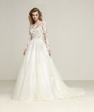 Drizana wedding dress