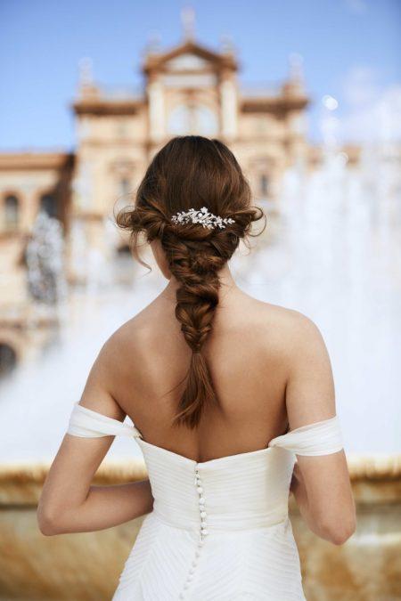 Vestuvinių šukuosenų tendencijos