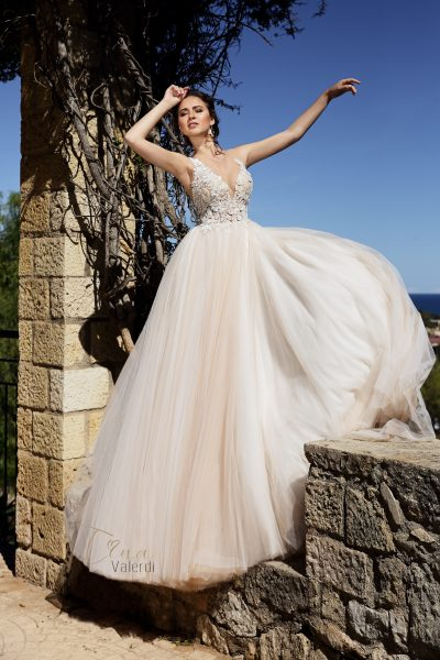 Enrica wedding dress