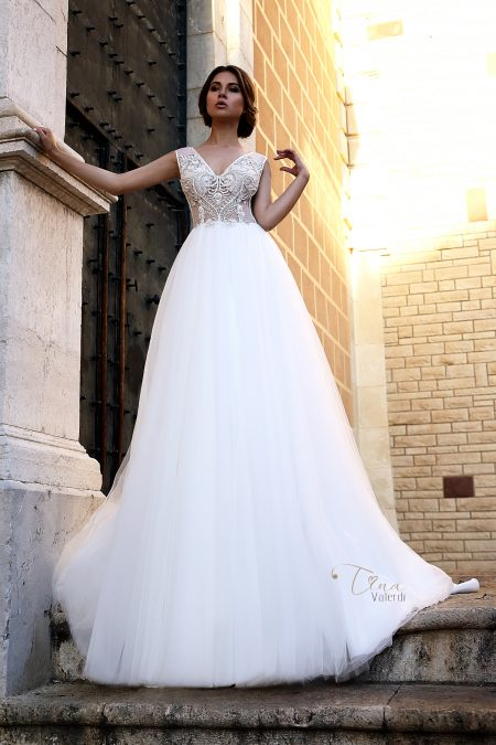 Francisca wedding dress
