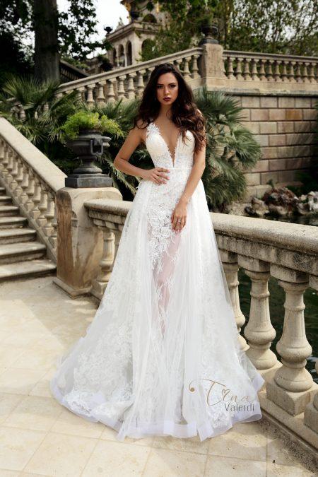 Marian vestuvinė suknelė