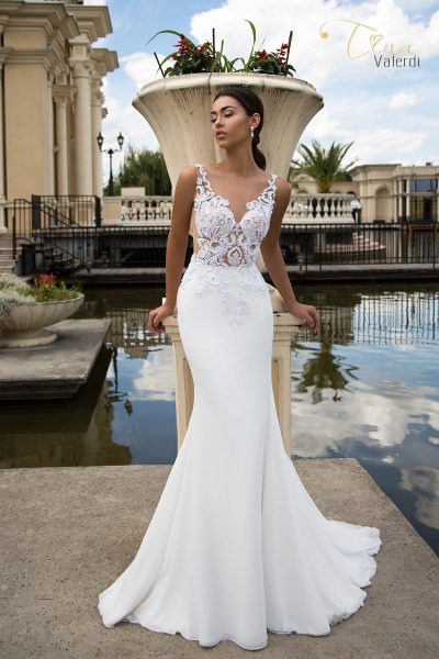 Milana wedding dress