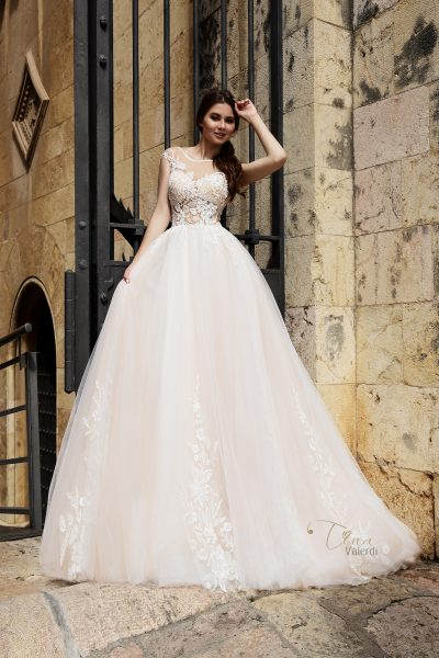 Paloma wedding dress