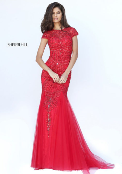 Evening dress Sherri Hill 50516