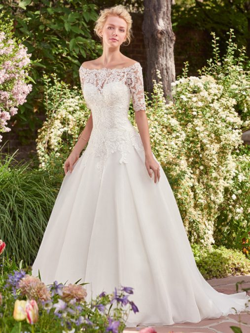 Darlene wedding dress