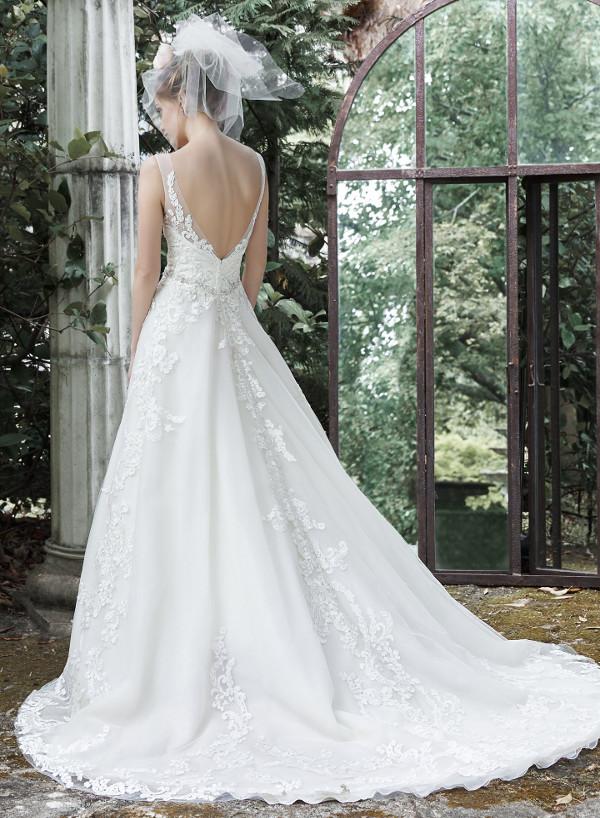 vestuvines sukneles maggie sottero sybil 2