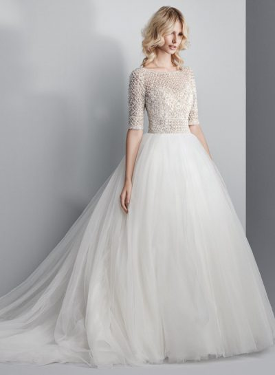 Allen wedding dress