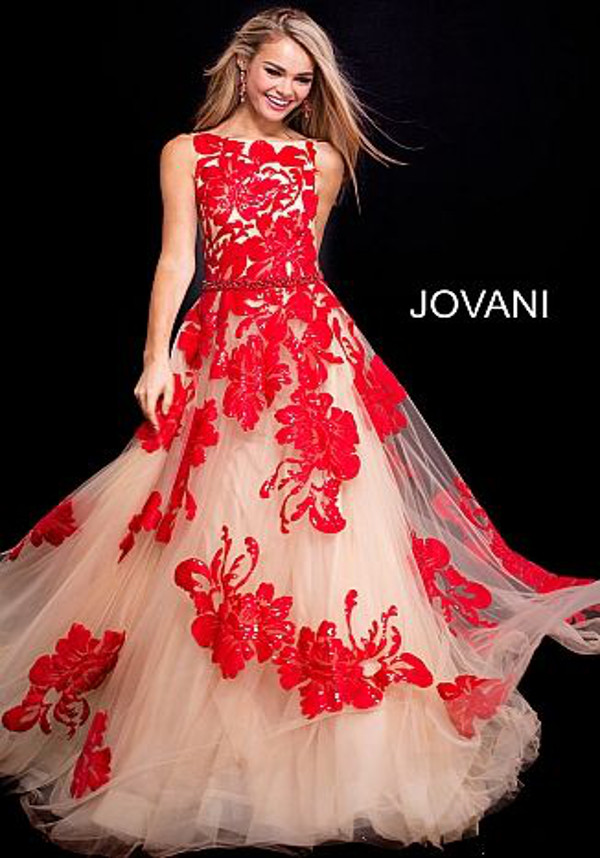 Evening Dress Jovani 48320