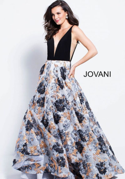 Evening Dress Jovani 58207