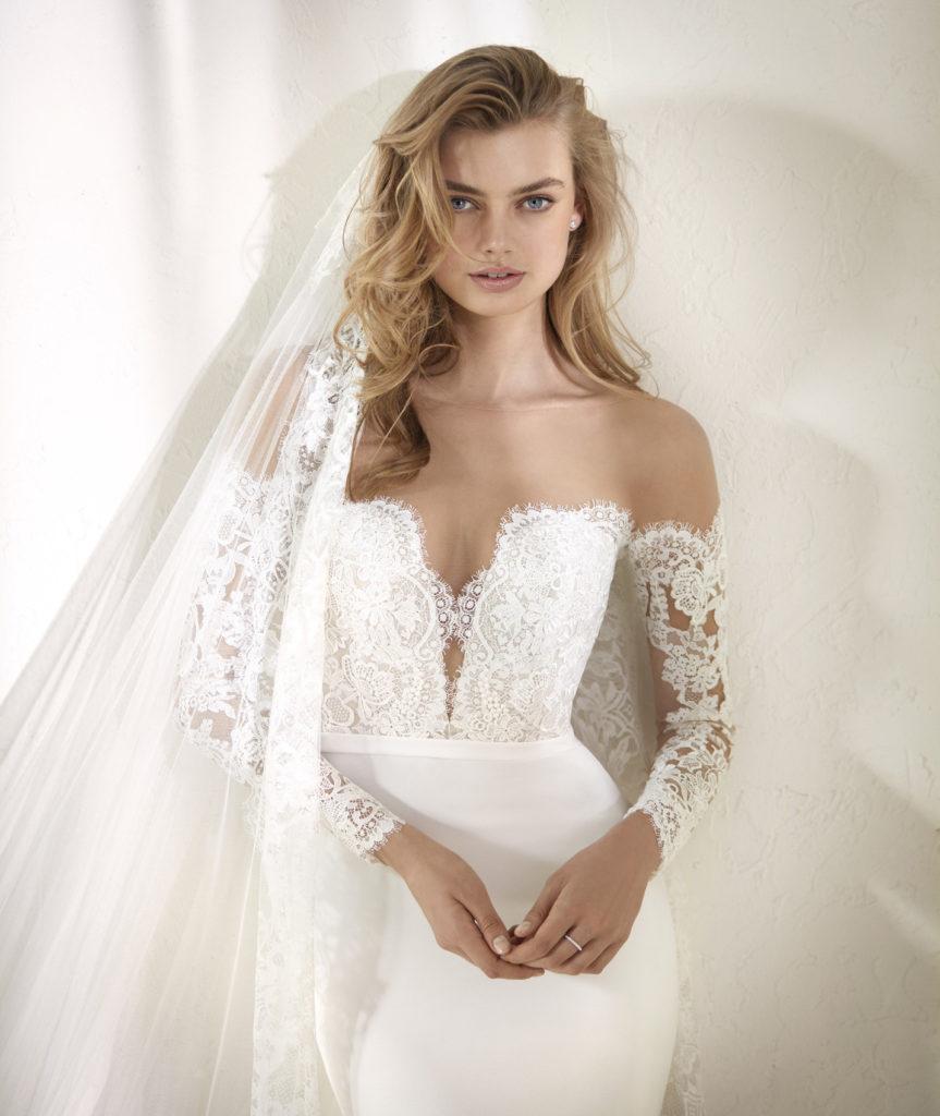 vestuvines sukneles 2018 metu tendencijos 2