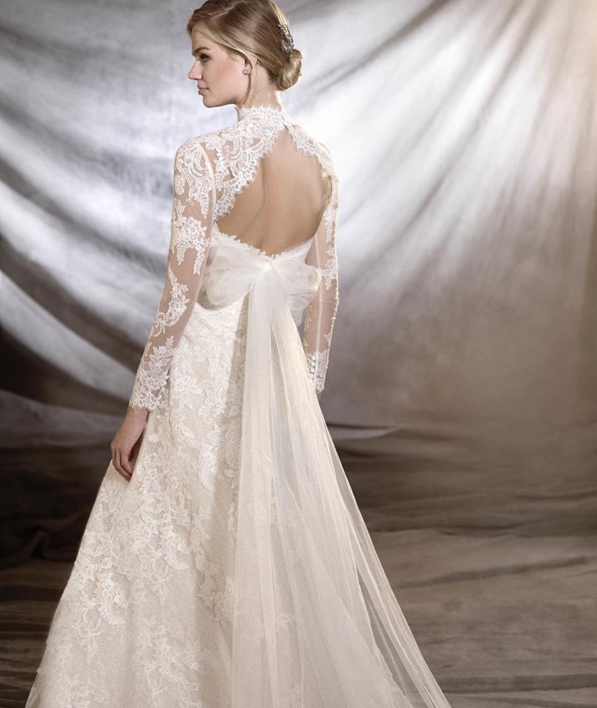 vestuvines sukneles 2018 metu tendencijos 5