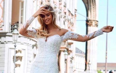 Vestuvinės suknelės: 5 patarimai kodėl neverta pirkti internetu