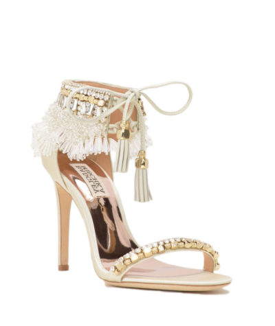 Bridal shoes Badgley Mischka KATRINA