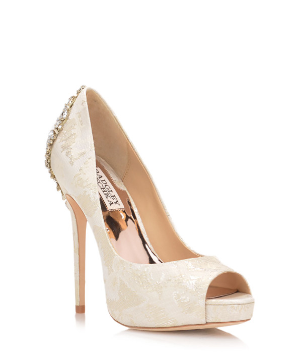 Bridal shoes Badgley Mischka KIARA