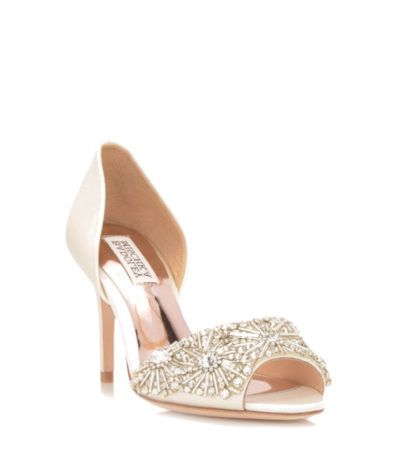 Bridal shoes Badgley Mischka MARIA