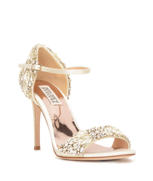 Bridal shoes Badgley Mischka TAMPA