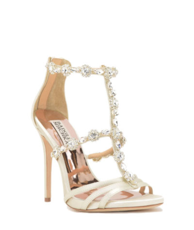 Bridal shoes Badgley Mischka THELMA