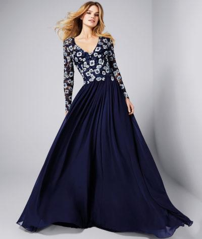 Gesta evening dress