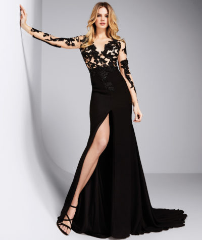Giliana evening dress