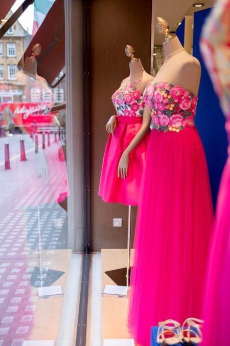 Vakarinės suknelės: užburianti ir elegantiška PRONOVIAS Fiesta 2018 vakarinių suknelių kolekcija