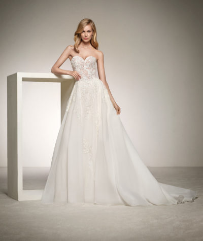 Dinara wedding dress