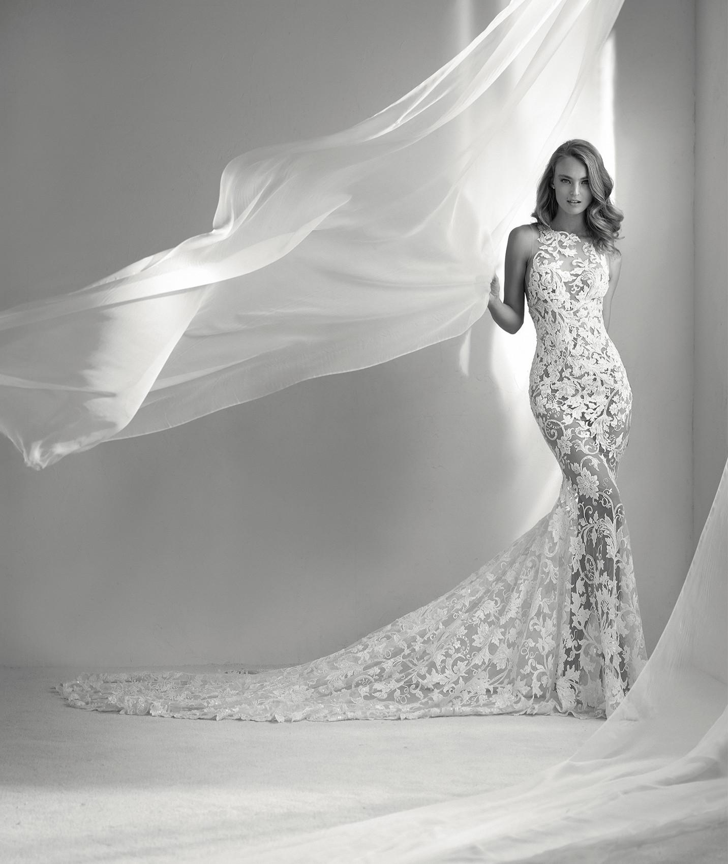vestuvines sukneles atelier pronovias rubi