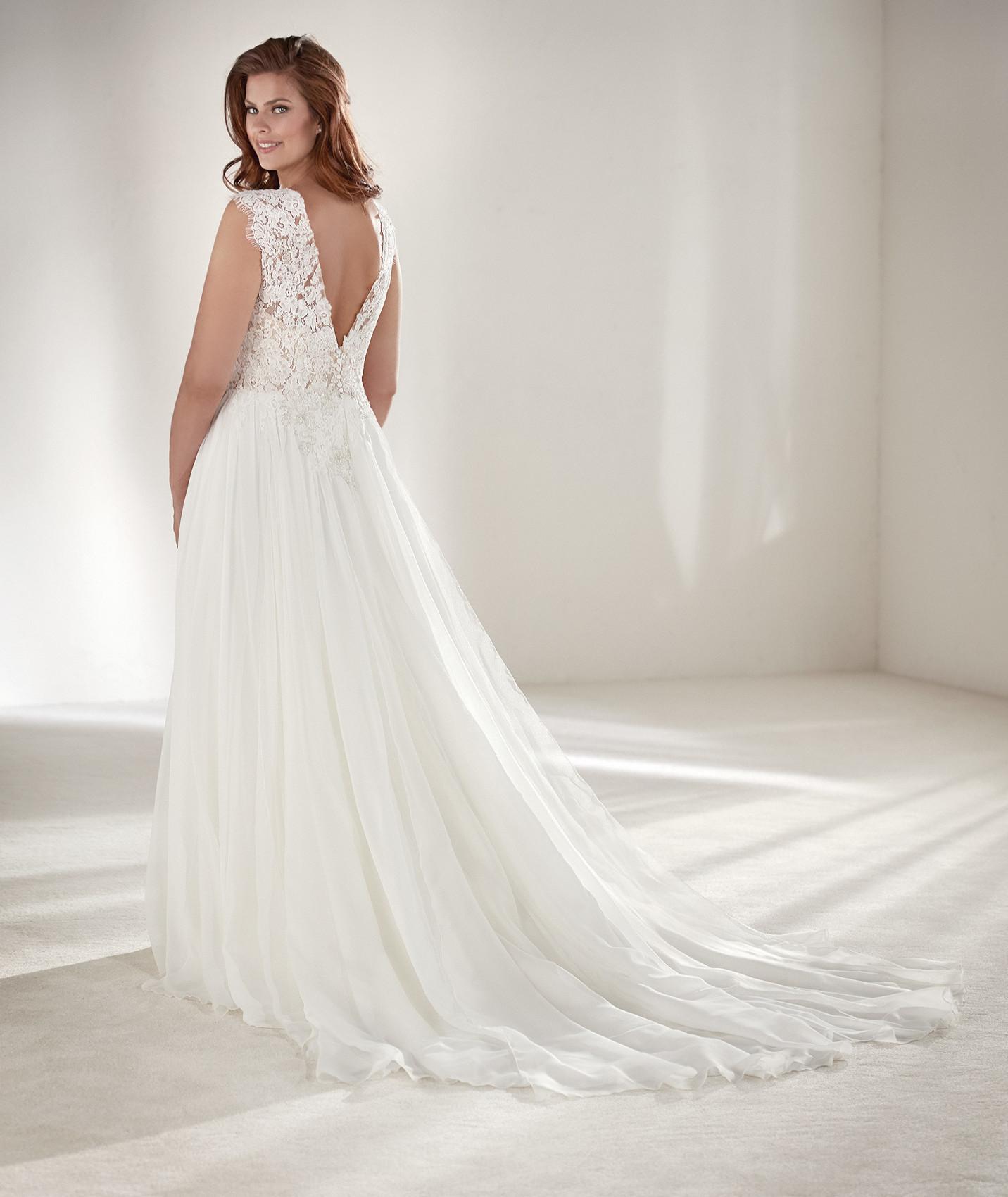 vestuvines sukneles pronovias atlantis b